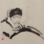 Portrait Vincent Van Gogh Zhang Hongtu, 2015